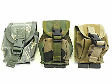 Tactical Tailor Grenade Pouch Single MOLLE MALICE Clips Woodland / ACU / Khaki