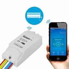 5 X Wi-Fi Smart Switch Timer Remote Control Light Socket For IOS / Android APP