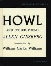 HOWL, AND OTHER POEMS - GINSBERG, ALLEN - NEW HARDCOVER BOOK