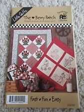 New and Unused Quilt Patterns FREE SHIPPING