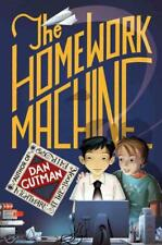 THE HOMEWORK MACHINE - GUTMAN, DAN/ SANTAT, DAN - NEW HARDCOVER BOOK