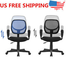 Ergonomic Mid-Back Mesh Seat Chair Computer Executive Task Office Desk Chair New