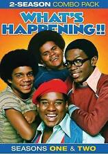 What's Happening!!: Seasons One & Two 1 2 (DVD, 2014, 4-Disc Set) - NEW!!