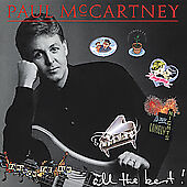 Paul McCartney - All the Best CD 1987 Parlophone