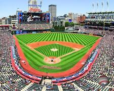 Progressive Field Cleveland Indians 2017 MLB Stadium Photo UF188 (Select Size)