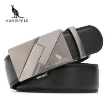 men's Fashion leather belts for male waistband luxury brand designer belts