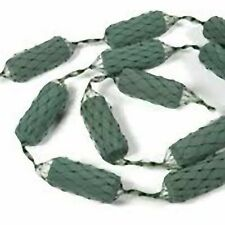Floristry foam garland kit netted cylinders oasis wedding event flowers 2.6m