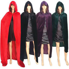BLEACH Sorcerer Witch Prince And Princess Cos Cape Cloak Clothes Cosplay Costume