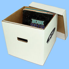 BCW: Storage Boxes: LP/RECORD SIZE: 13 x 14 x 13 inches *10ct/CASE-LOT