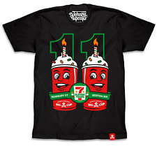 BOSTON EXCLUSIVE Johnny Cupcakes T-Shirt (MEN'S): 279 11 Year (#ed to 111)