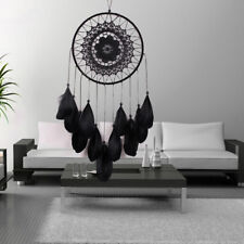Pop Decoration Crafts Dream Catcher With Feathers Wall Hanging Decoration ATAU