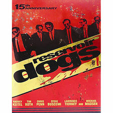 Reservoir Dogs (DVD, 2006, 15th Anniversary) NEW SEALED