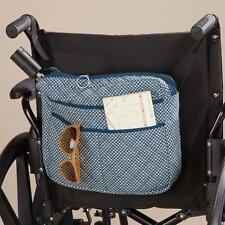 Walker and Wheelchair Attachable Organizer Bag