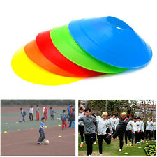 Sports Training Discs Markers Cones Soccer for Rugby Football Fitness Exercise