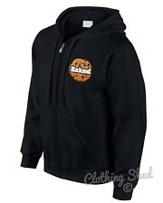 Baked Cookie Funny Zipped Hoody Mens Hoodie Hipster Womens Street Dope Food