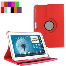 Rotate PU Leather Smart Folio Flip Case For Samsung Galaxy Note 10.1 N8000 N8010