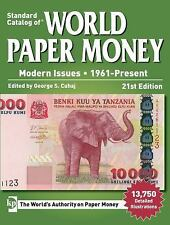 Standard Catalog of World Paper Money, Modern Issues * NEW & FREE SHIPPING
