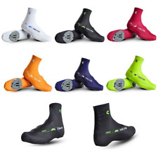 1 Pcs Bicycle Breathable Shoe Covers Cycling Zippered Overshoes Windproof