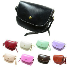 Fashion Retro Women Messenger Bags Chain Shoulder Bag Leather Crossbody Bag