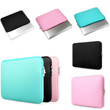 """Laptop Case Bag Soft Cover Sleeve Pouch For 11''13''15"""" Macbook Pro Notebook U"""