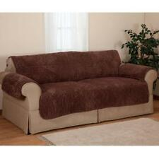 Chenille Furniture Covers - Sofa Loveseat Chair Recliner Slipcover Protector