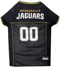 Dog Puppy Jersey Shirt - Jacksonville Jaguars - NFL Officially Licensed