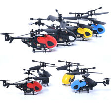 RC 2CH Mini RC Helicopter Radio Remote Control Aircraft Micro 2 Channel Drone