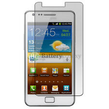 1 3 6 10 Lot LCD Ultra Clear HD Screen Protector for Samsung i9100 Galaxy S2 SII