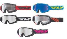 Fly Racing Youth Zone MX ATV Motorcycle Goggles All Colors