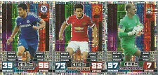 MATCH ATTAX 2014/15 MAN OF THE MATCH CARDS PICK THE ONES YOU NEED MINT