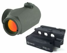 AimPoint Micro T-1 2MOA Red Dot Sight w/ Kinetic Development Group : 200055-KIT1