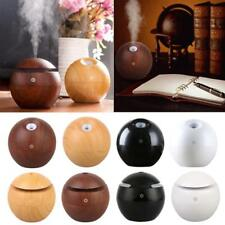 USB Essential Oil Ultrasonic Air Mist Humidifier Aroma Therapy Diffuser Modern