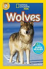 National Geographic Kids Readers: Wolves (National Ge... by National Geographic