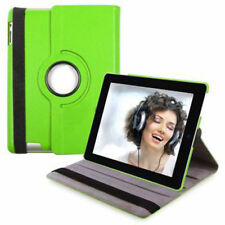 360°  Rotating PU Leather Stand Cover Case With Polka Dot for Apple iPad 3rd 2