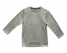 NWT CHAPS Heather Grey Set of 2 Mens Thermal Tee Sz S M L  280925RM