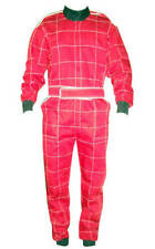 Go Kart Racing Cart, Karting Suit Red