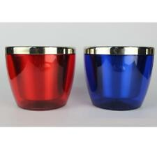 0.8L Plastic Ice Bucket Wine Cooler Bottles Cooling Home Party Supply 2 Type
