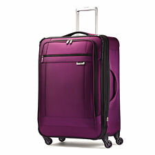"Samsonite Solyte Expandable Softside 25"" Spinner Suitcase, Wheeled Luggage"