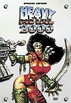 Heavy Metal 2000 (DVD, 2000, Special Edition) - NEW!!