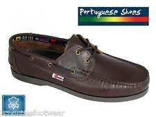 BOYS DECK SHOES - BEPPI PORTUGUESE MADE DECK SHOES  QUALITY LEATHER BOAT SHOES