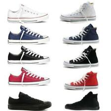 ALL Size Fashion Mens Chuck Taylor Ox Low High Top shoes casual Canvas Sneakers