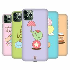 HEAD CASE DESIGNS KAWAII ELEPHANT HARD BACK CASE FOR APPLE iPHONE PHONES