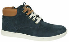 Timberland Earthkeepers EK Groveton Leather Chukka Juniors Boots Kids 6093B D13