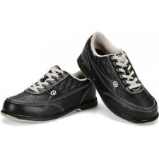 Dexter Turbo II Men's Bowling Shoes Black/White Extra Width Version