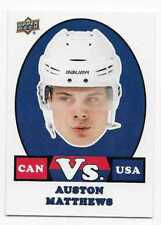 17/18 2017 UD UPPER DECK TEAM CANADA HOCKEY VERSUS CARDS (VS-X) U-Pick From List