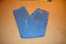 WRANGLER RELAXED  FIT  MENS JEANS ACTUAL- SZ- 32 X 32 TAG- 32 X 32
