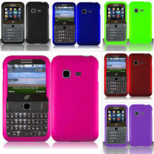 For Samsung Freeform M T189N S390G Colorful Rubberized Hard Phone Case Cover