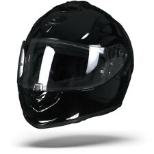 SCORPION EXO-1400 AIR SOLID GLOSSY BLACK
