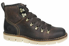 Timberland Westmore Hiker Mens Brown Ankle Lace Up Leather Boots A17WP U65