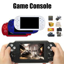 5 Inch PSP Portable Handheld Video Game Console RPG Player Built in 10000 Games